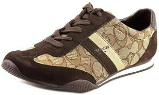 Coach Kelson Signature Women's Lace Up Sneakers Shoes