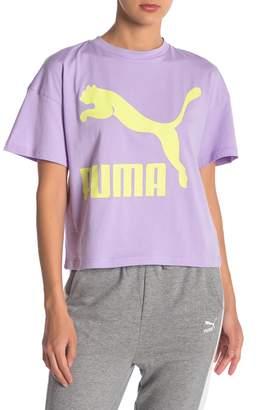 Puma Classics Logo Tee