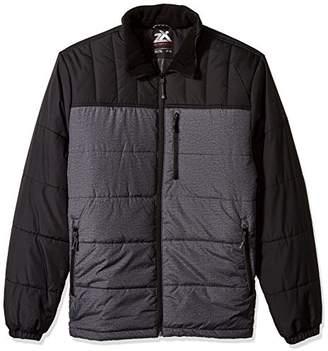ZeroXposur Men's Big & Tall Flex Quilted Puffer Jacket