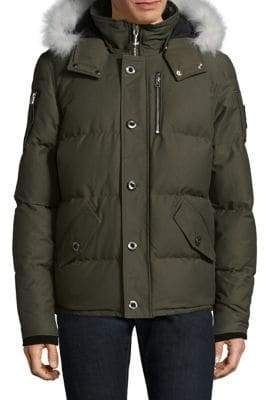 Moose Knuckles 3Q Down Fill Puffer Jacket