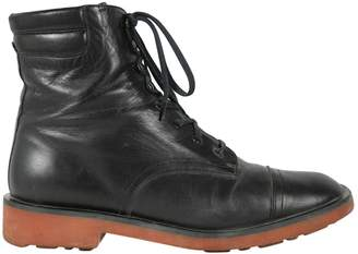 Robert Clergerie Leather boots