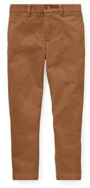 Ralph Lauren Childrenswear Little Boy's Slim Fit Stretch Corduroy Pants