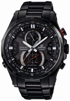Edifice Smart Access Tough Solar Movement with World 6 Station EQWA1200DC1AJF Men's Watch