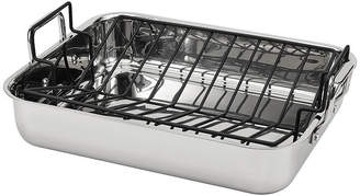 Oneida Stainless Steel Dishwasher Safe Roasting Pan