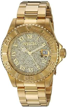 Invicta Women's 'Angel' Swiss Quartz Stainless Steel Casual Watch