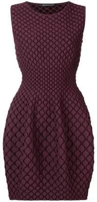 Valenti Antonino structured mini dress