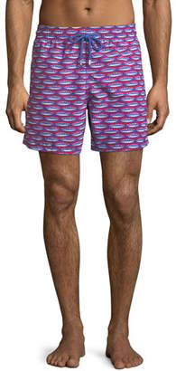 Vilebrequin Men's Moorea Swim Trunks