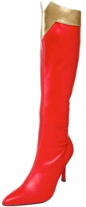 Funtasma by Pleaser Women's Wonder-130 Knee-High Boot