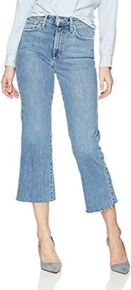 Joe's Jeans Women's Wyatt High Rise Retro Crop Jean