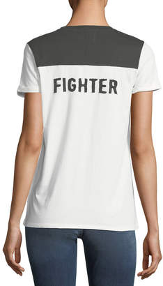 Nation Ltd. Lover-Fighter Rugby Tee
