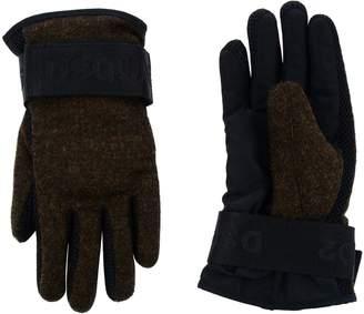 DSQUARED2 Gloves - Item 46608443HJ
