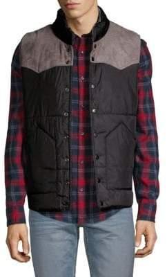 Classic Collared Vest