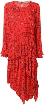 Preen Line Sinead floral vine dress