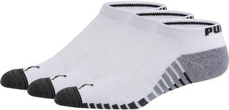 Men's Terry Low-Cut Socks (3 Pack)
