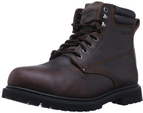 Skechers for Work Men's Foreman Steel Toe Work Boot