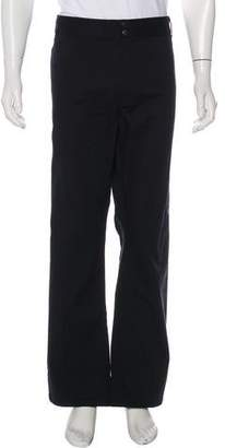 John Varvatos Cropped Flat Front Pants