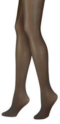 DKNY Comfort Luxe Opaque Control Top 30 Denier Tights