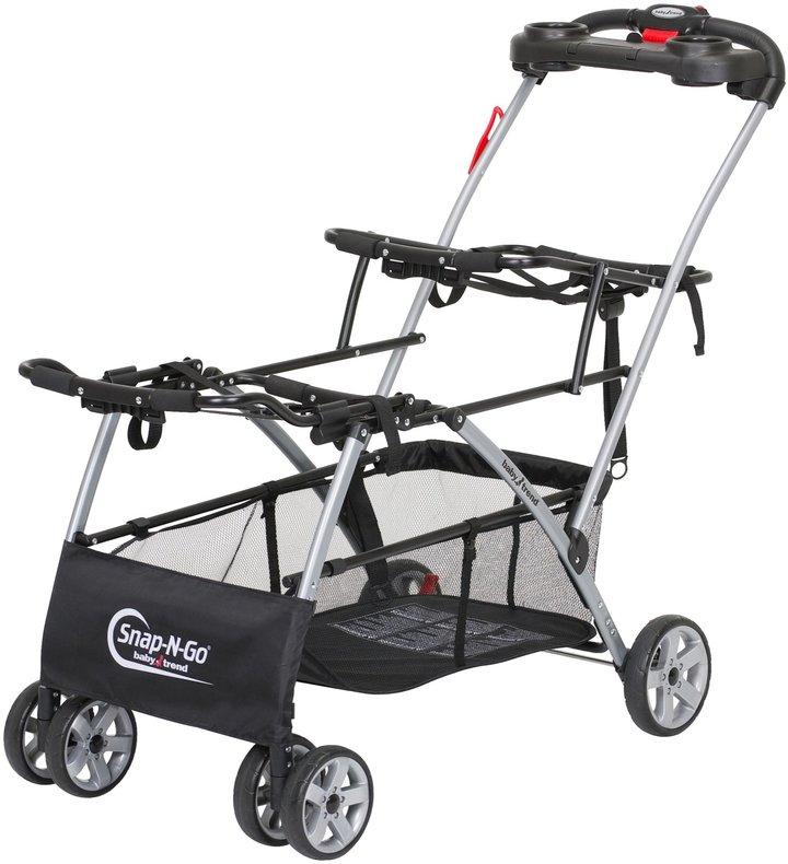 Baby Trend Snap N Go Double Infant Car Seat Stroller Frame
