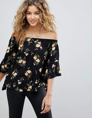 AX Paris Floral Top