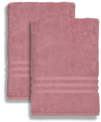 Linum Home Denzi 2-Pc. Bath Towel Set Bedding