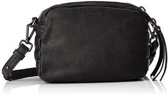 Marc O'Polo Twentynine, Women's Cross-Body Bag, Schwarz (), 11x15x22 cm (B x H T)