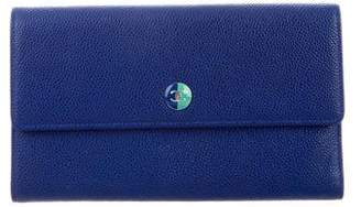 Chanel Caviar Trifold Wallet