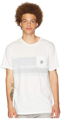 VISSLA Surfrider Short Sleeve Pocket Tee Men's T Shirt