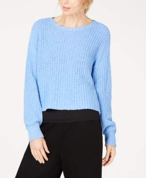 Eileen Fisher Organic Cotton Scoop-Neck Sweater, Regular & Petite