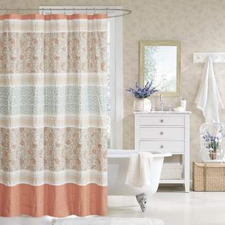 August Grove Chambery Cotton Shower Curtain