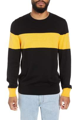 The Rail Rugby Stripe Sweater