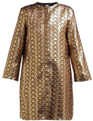 Max Mara S Cottage Coat - Womens - Gold