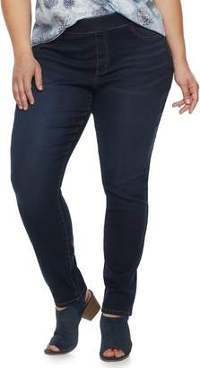 Sonoma Goods For Life Plus Size SONOMA Goods for Life Pull-on Skinny Jeans