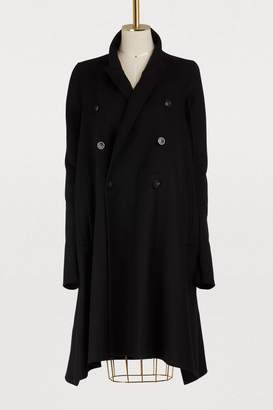 Rick Owens JMF wool coat
