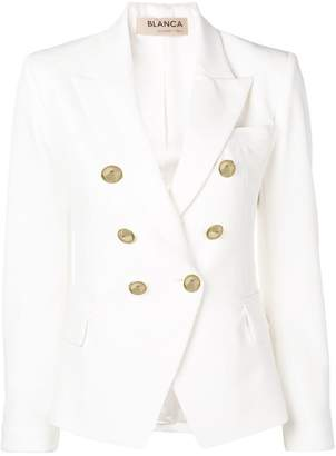 Blanca double breasted jacket