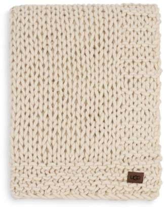 UGG Wharf Knit Throw