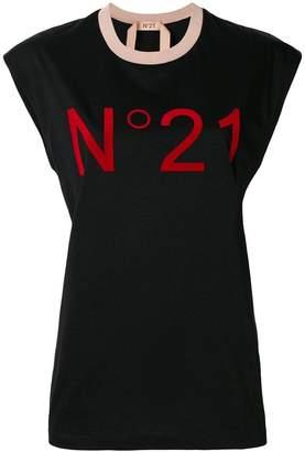 No.21 ロゴTシャツ