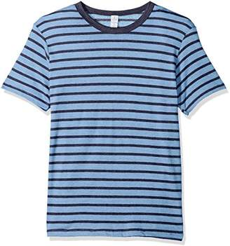 Alternative Men's Eco Crew Stripes
