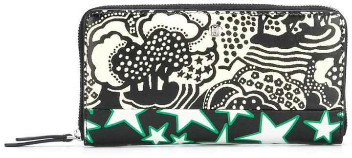 Marc JacobsMarc Jacobs 'Landscape' continental wallet
