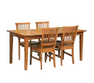 Home Styles Arts & Crafts 5-pc. Dining Set