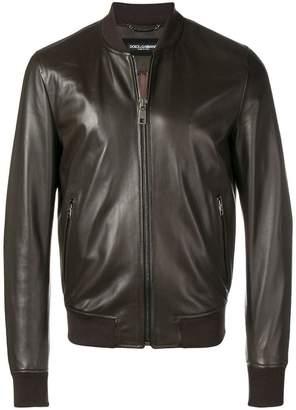 Dolce & Gabbana bomber-style jacket
