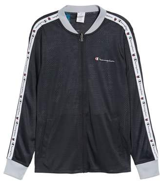Champion Reversible Mesh Jacket