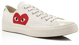 Comme des Garcons x Converse Men's Chuck Taylor Lace Up Sneakers
