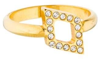 Vita Fede Crystal Ultra Mini Ring