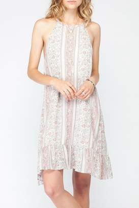 Gentle Fawn Raceback Laguna Dress