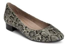 Aerosoles Suede Dress Shoes