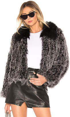 The Jetset Diaries Winter Time Love Fur Jacket