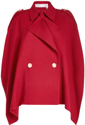 See by Chloe Trench Cape with Cotton