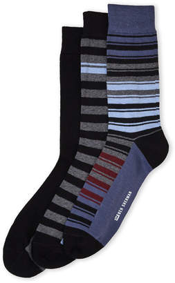 Ben Sherman 3-Pack Rugby Mixed Stripe Socks