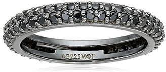 Swarovski Myia Passiello Colors Zirconia Slim Stackable Ring Size 6