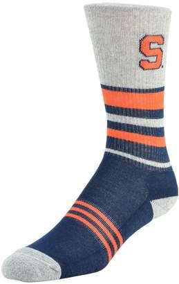 NCAA Men's Mojo Syracuse Orange Walk the Line Crew Socks